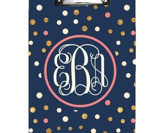 Custom Clipboard. Monogram Clipboard. Monogram Teachers Gifts. Custom Office Gifts. School Gifts. Personalized Clip Board.