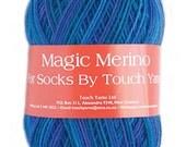 Magic Merino Sock yarn- shade Lake Hawea