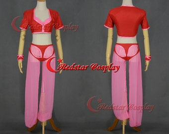 Jeannie Cosplay from I Dream of Jeannie Cosplay