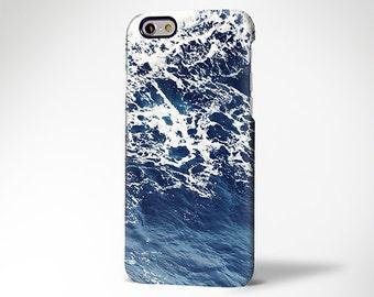 Blue Ocean Waves iPhone 6 Case,iPhone 6 Plus Case,iPhone 5s Case,iPhone 5C Case,4 Case,Samsung Galaxy S6 Edge/S6/S5/S4/S3/Note 3/Note 2 Case
