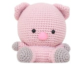 Peggy the Pig Amigurumi Pattern