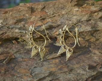 """Earrings """"Fly free"""""""