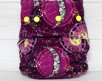 Constellation - One Size AI2 Cloth Diaper
