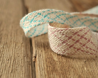 20mm - 5m Cotton Tape