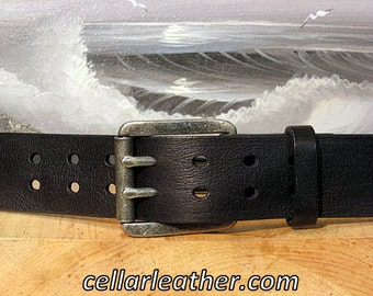 Double Prong Belt