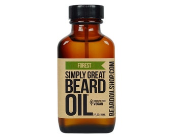 Beard Oil FOREST by Simply Great