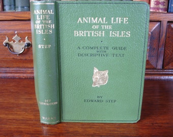 Animal Life of the British Isles