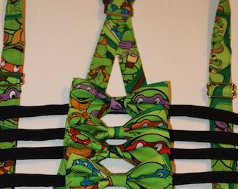 Teenage Mutant Ninja Turtles Suspenders Only
