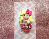 Gingerbread cutie- customizable