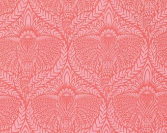 Tula Pink Fabric, Tula Pink Eden - Elephant Deity - Eden Collection - for Free Spirit PWTP072 Orchid - Priced by the Half yard