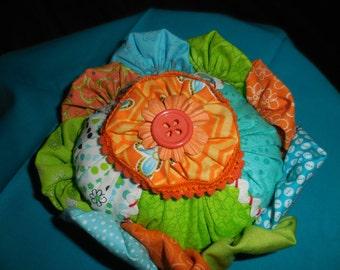 Blooming Onion Pincushion