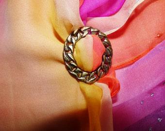 scarf pin scarf clip