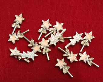 """5pc """"magic wand"""" floating charms for memory lockets (LC3)"""