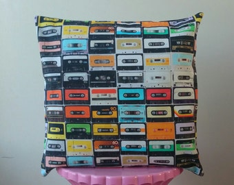 Cushion cover retro 40 * 40