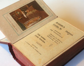 Antique Midwives Book Health and Child Birth Vintage Illustrated Book healthcare