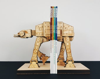 AT-AT StarWars Star Wars Bookends Book End