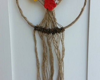 Crochet Tree of Life