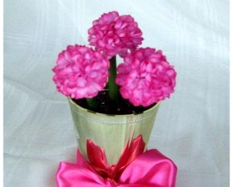 Flower Pen - Rose, Dahlia and Peony
