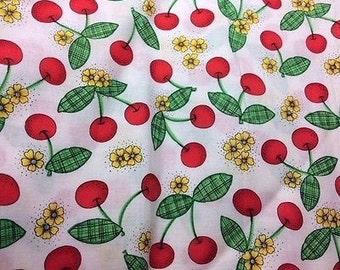 Benartex - OOP - Cherry Jubilee - Cotton Woven Fabric