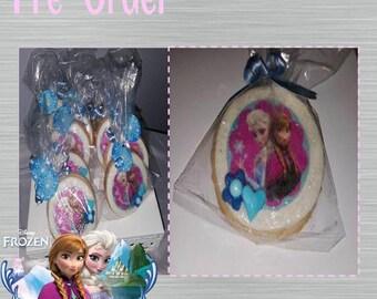 """Frozen Sugar Cookie 2"""""""