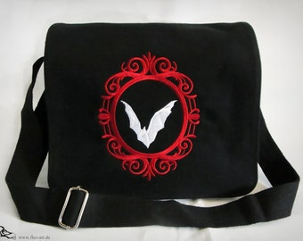 Cameo*bat - red - shoulder bag