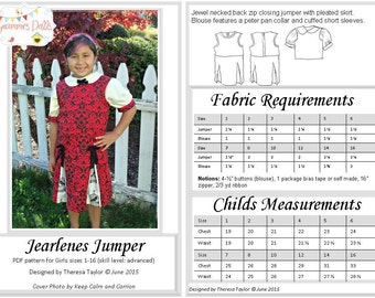 Jearlenes Jumper and Blouse