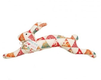 TILDA Patchwork Rabbit