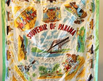 PANAMA souvenir scarf