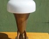 Lampe design vintage Fran...
