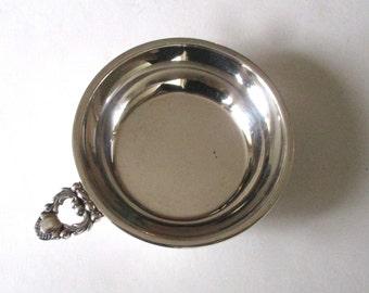 Herbst &  Wassall Vintage Sterling Silver Porringer/Dish