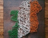 National flag string art wall decor - pick your country!