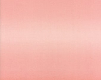 1/2 Yard - Ombre - Persimmon - V and Co - Vanessa Christenson - Moda Fabrics - Fabric Yardage - 10800-216