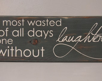 Laughter Sign
