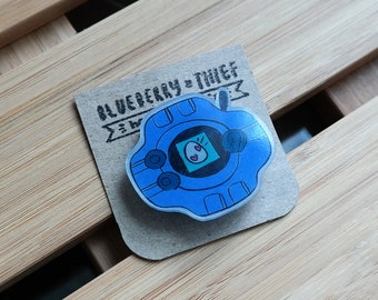 Digimon - Handmade Digivice Pin