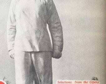 "Selection From the Opera Liu Hu-Lan-Rare Chinese 10"" LP Vinyl -Signed ?"