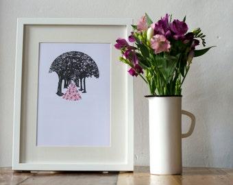 The Meadows - Edinburgh Digital Print