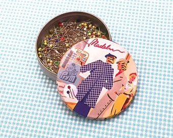 PRYM pins nostalgia 20 g