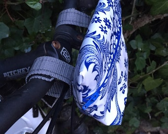 Handlebar bike bag waterproof