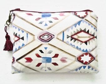 Tribal waterproof purse