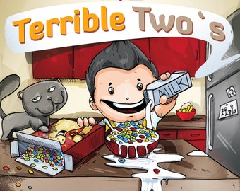 Terrible Two's-Fill In The Blank