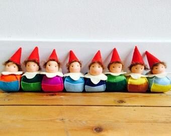 Lovely Waldorf Birthday Gnome