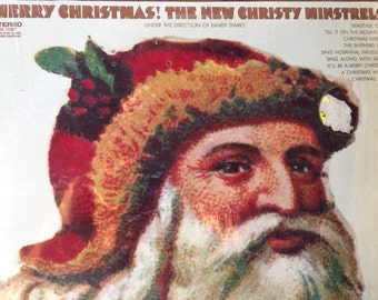 Merry Christmas! The New Christy Minstrels - vinyl record