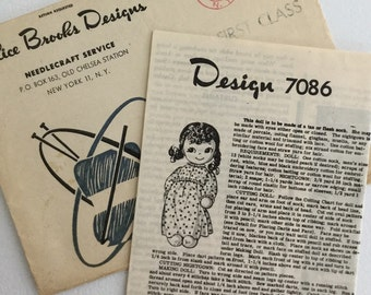 Vintage Mail Order Sewing Patterns