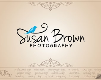 Premade Logo, Photography Logo & Watermark