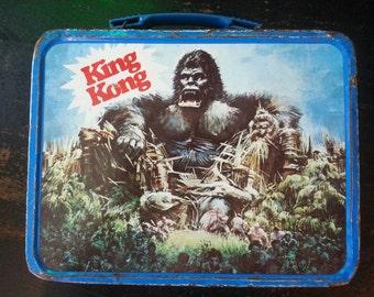 King Kong Lunchbox