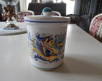 ITALY DERUTA CANISTER