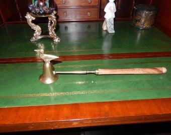 DUCK CANDLE SNUFFER