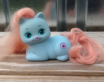 Vintage Mattel PEEKABLUE: Polished Paws Little Pretty Kitty