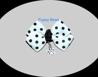 Fancy unique dog bows