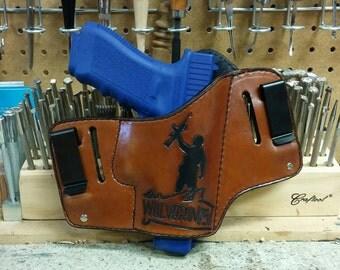 Glock holster fits model 17, 19, 30S, 36